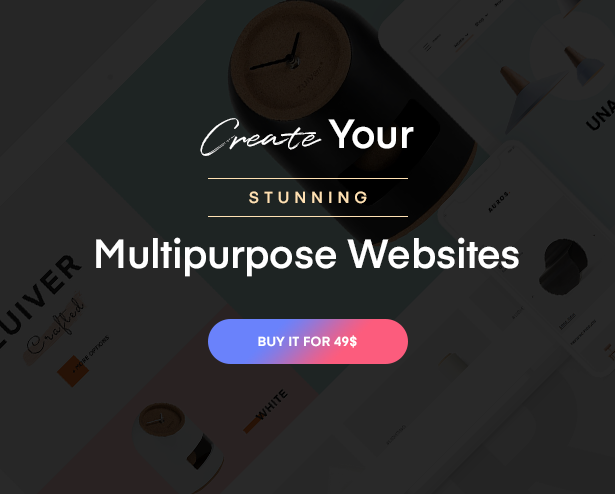 Auros Modern Furniture WordPress Theme
