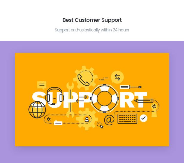 Best customer support for BerryKid baby store WordPress theme