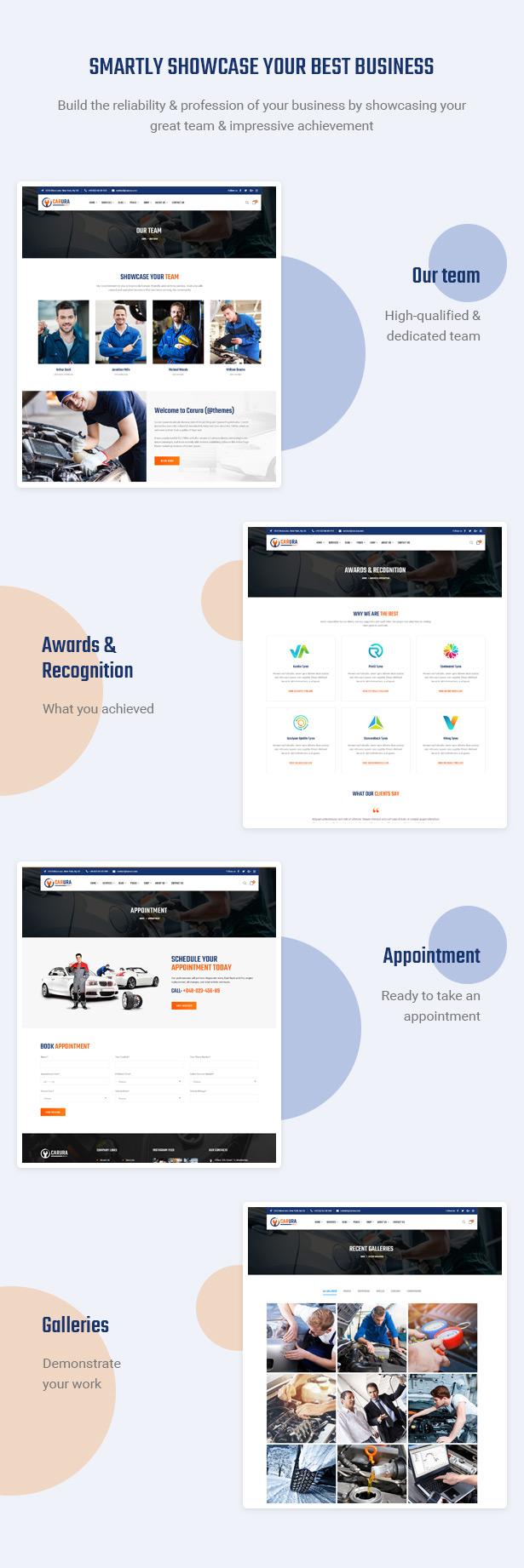 Build Up Business Reputation Effectively - Carsao - Car Service & Auto Mechanic WordPress Theme