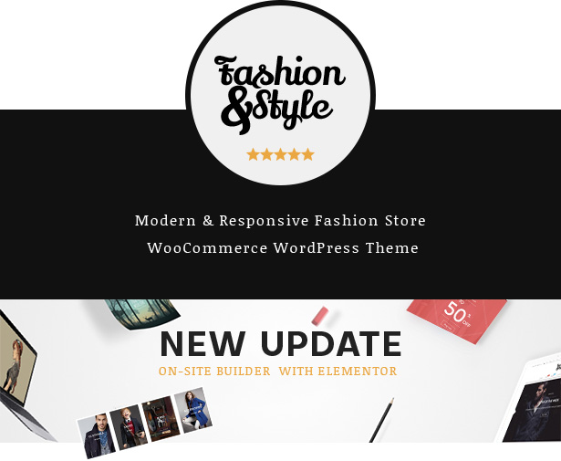 Best Fashion & Clothing eCommerce WordPress Theme 2019