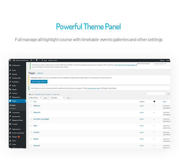 Ibble Education WordPress Theme with Powerful Theme Panel  Download Ibble – Creative Education WordPress Theme nulled 6