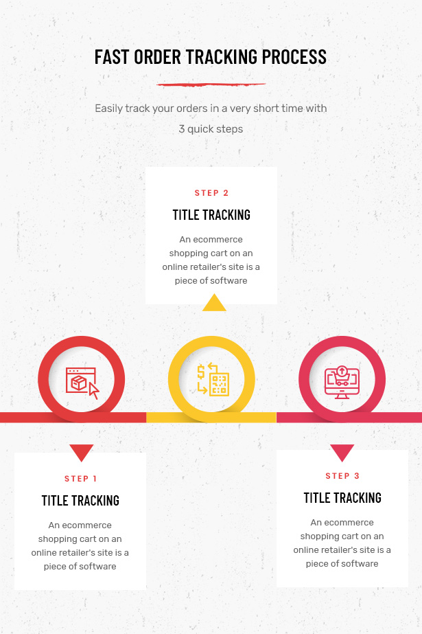 Track Orders In Details quickly in Striz Fashion Ecommerce WordPress Theme