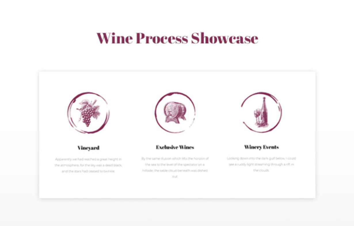 Royanwine Wine Process Showcase for Vinyard, Winery, Wine Makers, Dairy Farm