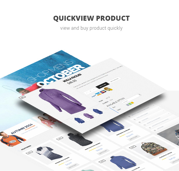 quick view product