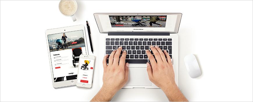 responsive single product ecommerce wordpress theme
