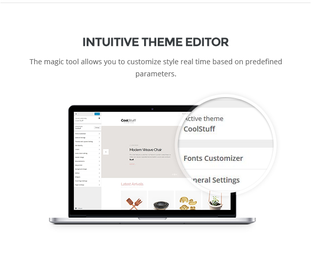 INTUITIVE-THEME-EDITOR