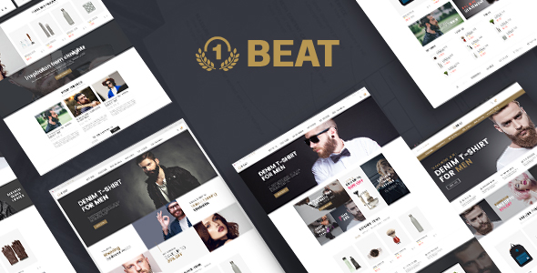 Beatshop WordPress Theme