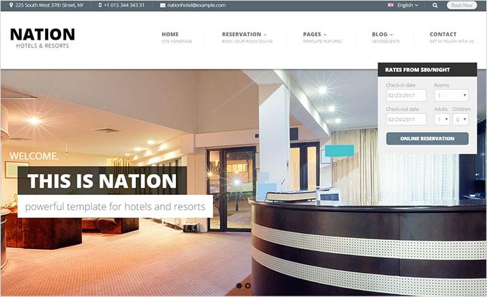 nation hotel