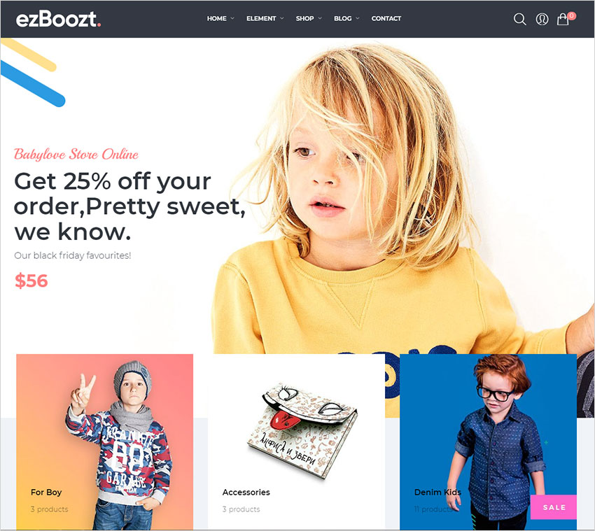 ezboozt-fashion theme