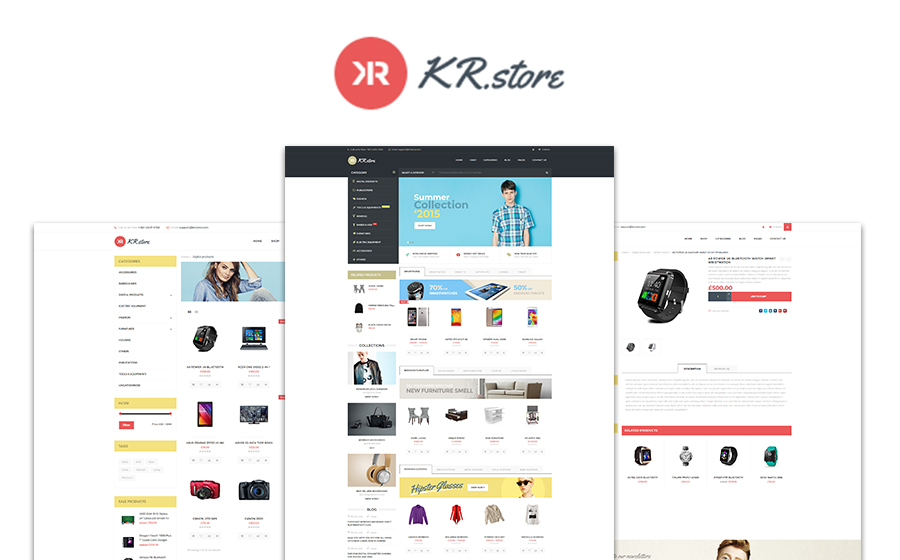 department-ecommerce-wordpress-theme