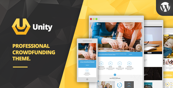 unity - fully responsive design