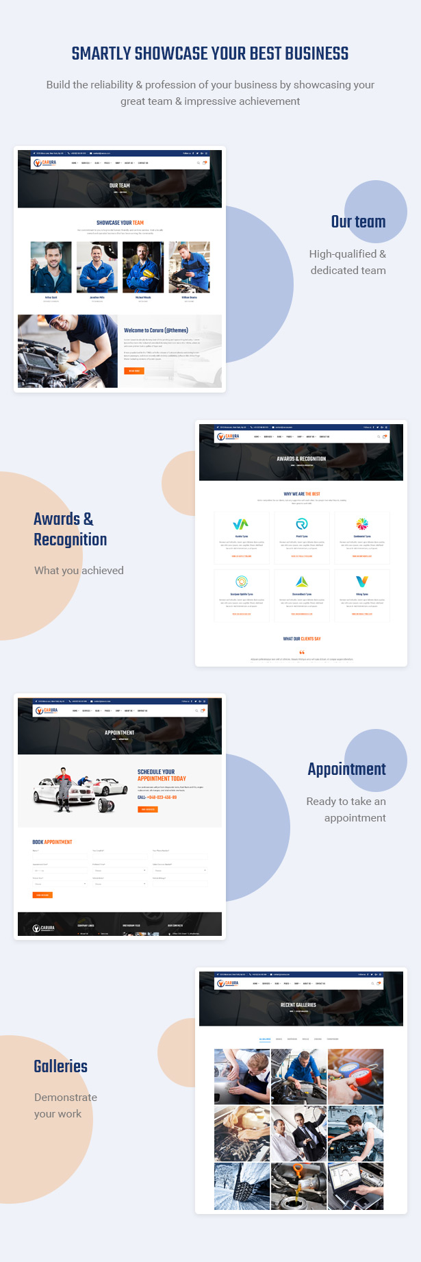 Build Up Business Reputation Effectively - Carsao - Car Service & Auto Mechanic WordPress Theme