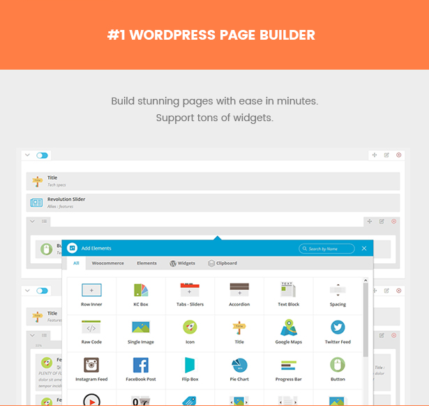 Liftsupply single product theme with best WordPress page builder