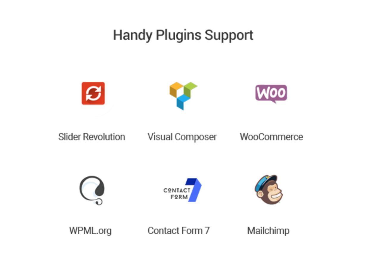 Mastor - Law, Firm & Legal Attorney WordPress Theme Handy Plugins Support