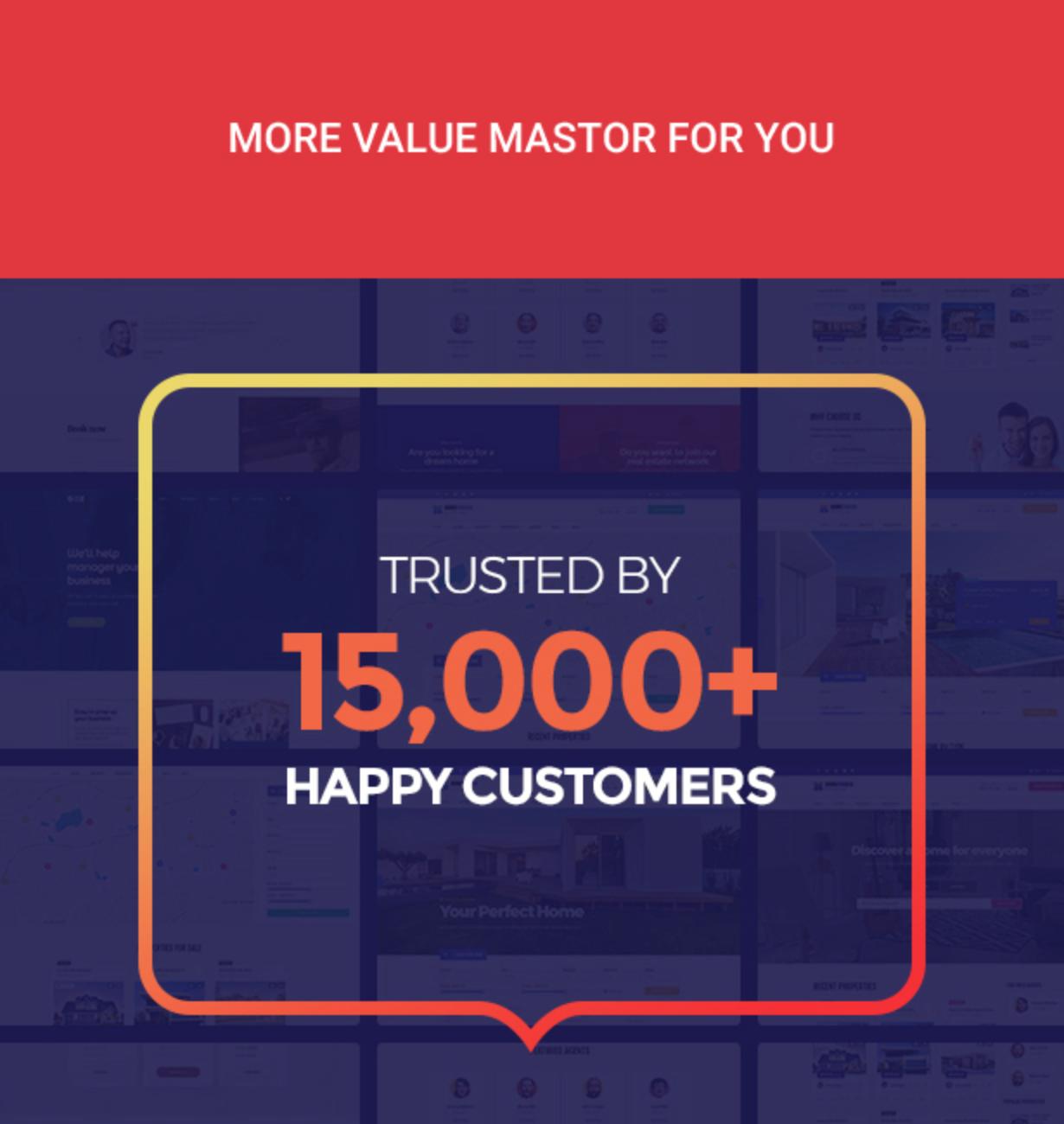 Mastor - Law, Firm & Legal Attorney WordPress Theme Customer Review