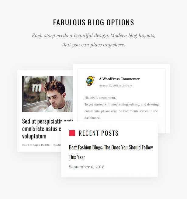 Pecil Fabulous Blog Options