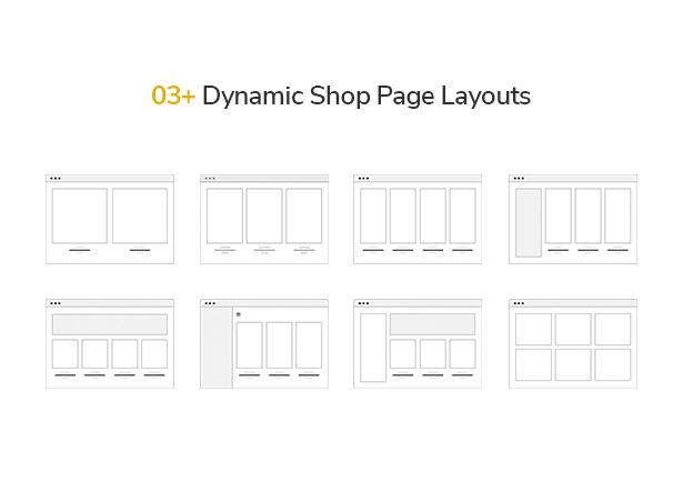 Dynamic Shop Online Fashion