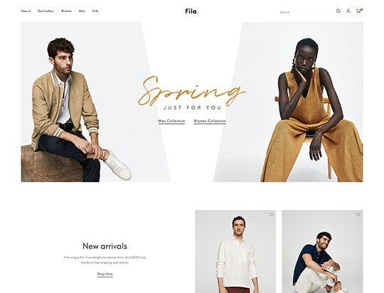Best Amazing Fashion WooCommerce themes 2018