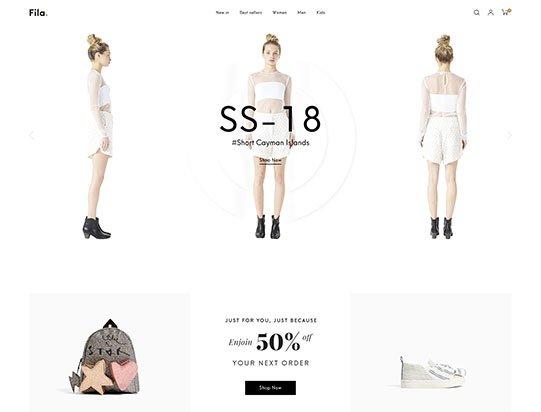 theme of fashion