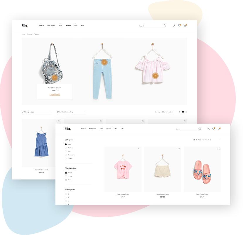 fashion theme wordpress