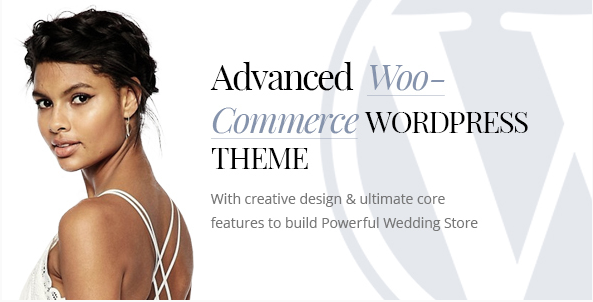best fashion WordPress theme HappyTime wedding store