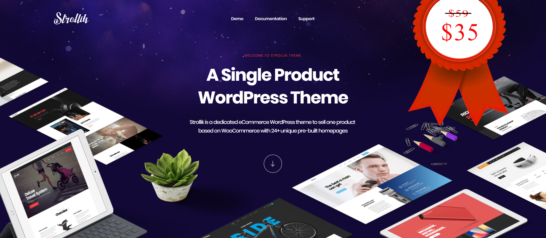 Dreama - Engagement & Wedding Shop WordPress Theme | Premium & Responsive