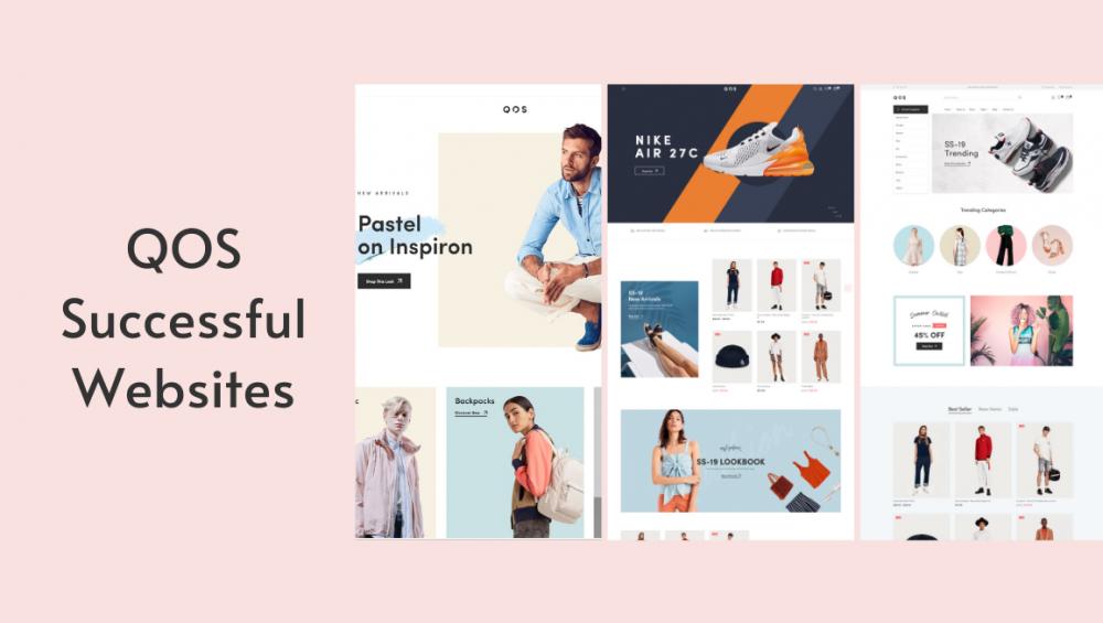 QOS fashion woocommerce theme Successful Websites
