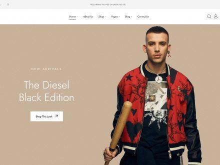 QOS - Fashion WooCommerce WordPress Theme - wpopal
