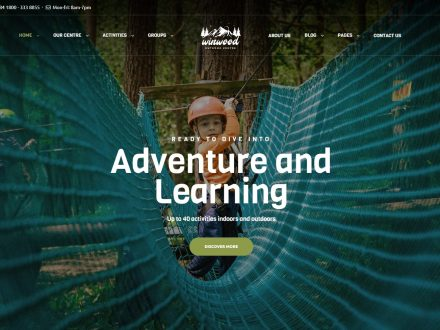 Winwood - Sports & Outdoor WordPress Theme - wpopal